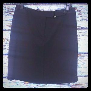 Rafaella Petites Black Skirt Size 10P